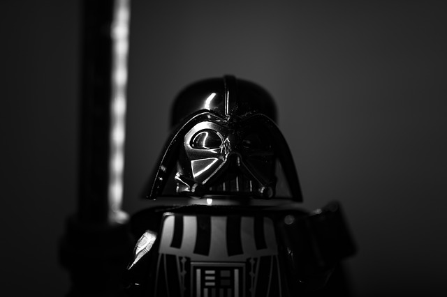Darth Vader did it and so should you – position yourself clearly!